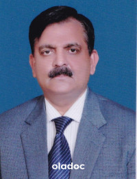 Top ENT Specialist Multan Prof. Dr. Hassan Iqbal