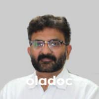 Dr. Saqib Hussain Ansari (Hematologist) Karachi
