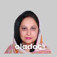 Prof. Dr. Saera Suhail Kidwai (Internal Medicine Specialist, Rheumatologist, Hypertension Specialist, General Physician, Family Physician, Diabetologist) Karachi