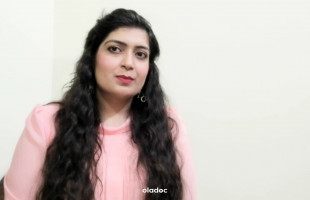 Top Speech and Language Pathologist Lahore Ms. Karishma Sania