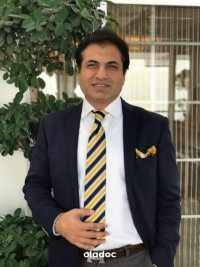 Dr. Moazam Ayub (Nephrologist) Rawalpindi