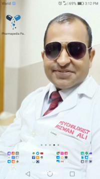 Mr. Rizwan Ali Khan (Counselor, Psychologist) Lahore
