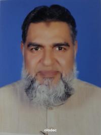 Dr. Syed Mahfooz Alam (Rheumatologist) Video Consultation