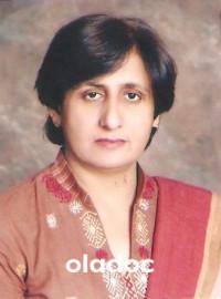 Dr. Shahida Mirza (Sonologist, Obstetrician, Gynecologist) Karachi