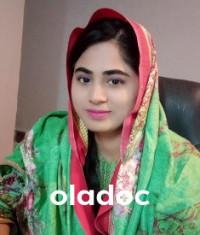 Top Psychologist Faisalabad Ms. Muqadas Minhas