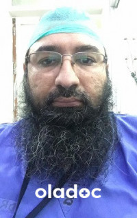 Dr. Yaseen Rauf Mushtaq (Neuro Surgeon) Karachi