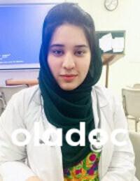 Ms. Kainat Parveen Dahar (Physiotherapist) Karachi
