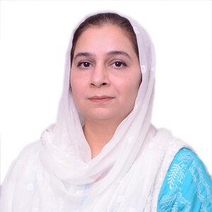 Dr. Ayesha Ehsan (Hematologist) Lahore