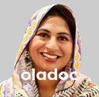 Ms. Amima Salam (Psychologist) Karachi
