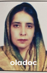 Prof. Dr. Asmat Ara Khattak (Neonatologist, Pediatrician) Peshawar
