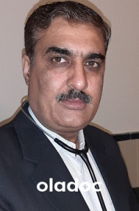 Assist. Prof. Dr. Wajid Hussain (Internal Medicine Specialist, General Physician, Family Physician, Consultant Physician) Islamabad