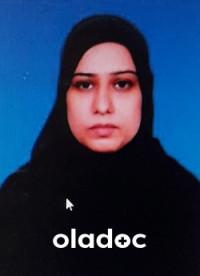 Dr. Fatima Marmoose (Pediatrician) Islamabad