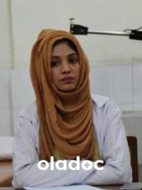 Ms. Fareeha Arshad (Nutritionist, Dietitian) Faisalabad