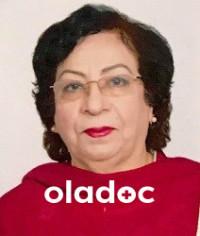 Top Rheumatologist Lahore Prof. Dr. Fatima Mehboob