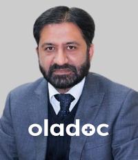 Dr. Ehsan Ur Rahman (Oncologist) Lahore