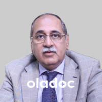 Dr. Khalid Mahmud Shah (Orthopedic Surgeon) Karachi