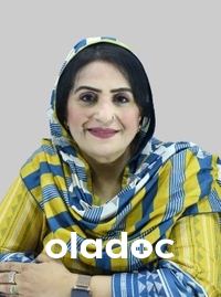 Prof. Dr. Saira Afghan (Gynecologist, Obstetrician) Islamabad