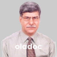 Prof. Dr. Muhammad Afzal Sheikh (Pediatric Surgeon) Lahore