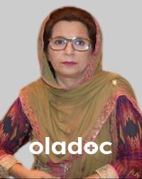 Assoc. Prof. Dr. Amina Husnain (Internal Medicine Specialist, Hypertension Specialist, Diabetologist) Lahore