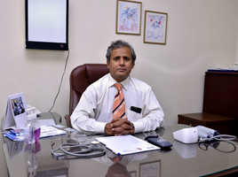 Top Cardiologists in Gulberg, Lahore - Dr. Tayyab Pasha