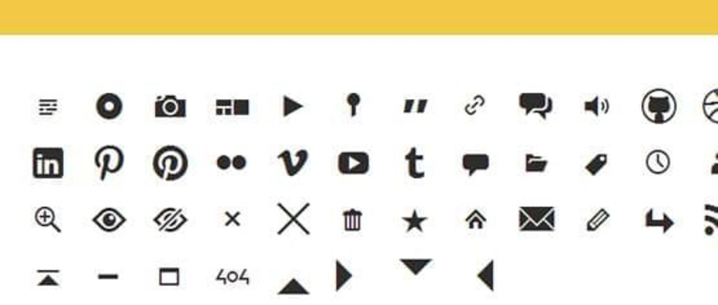 03-Genericons-icon-font