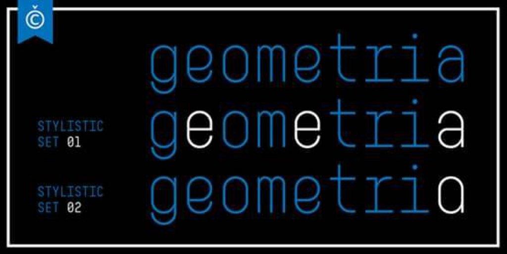 04-technick-mono-font