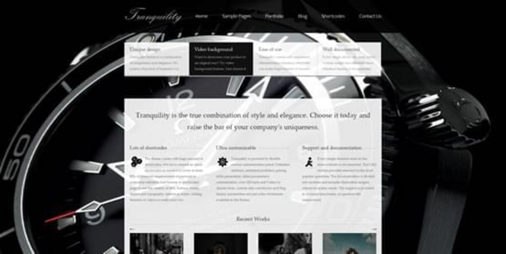 tranquility-style-and-elegance-wp-theme