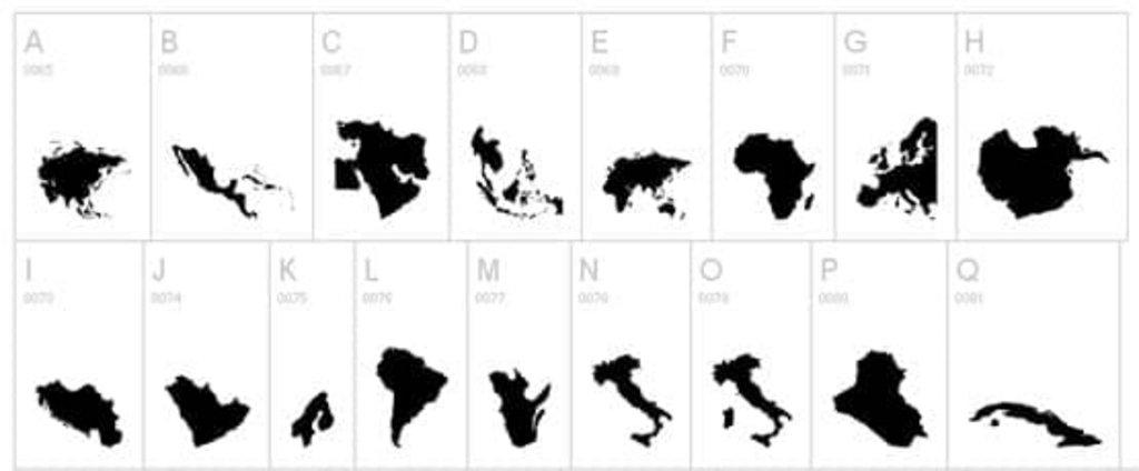 10-GeoBats-Font