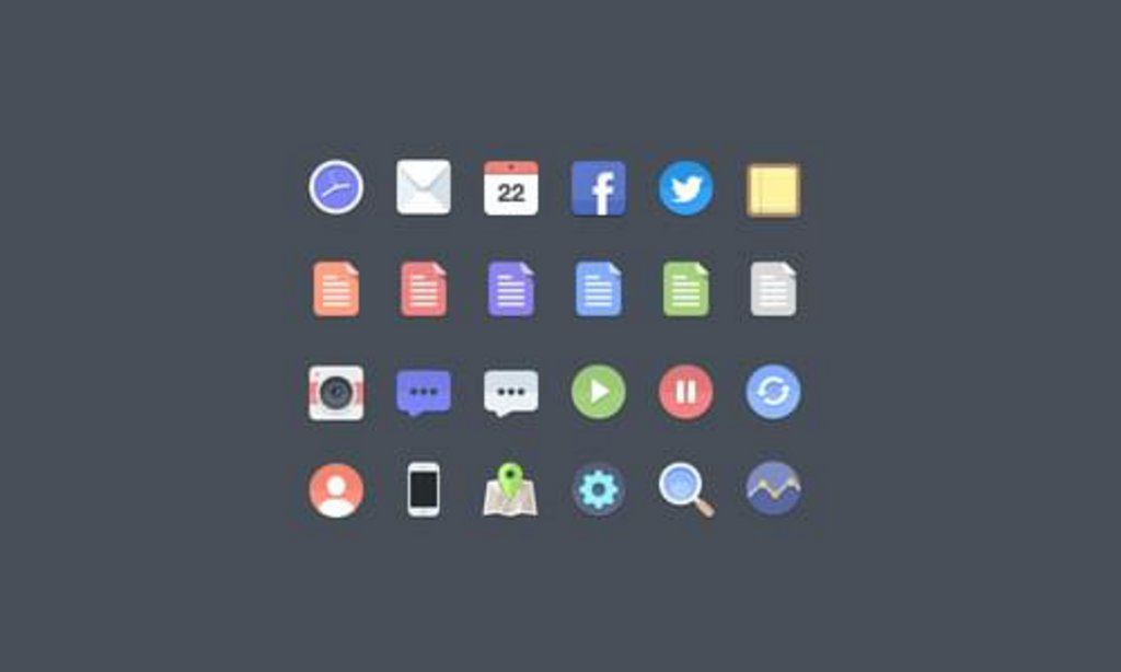 33-Icones-gratuites-flat-par-Jan-Dvorak