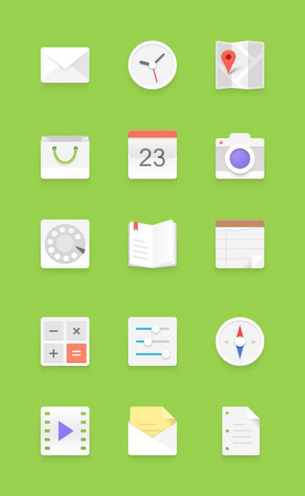 34-Icones-Android-flat-design-par-GraphicBurger