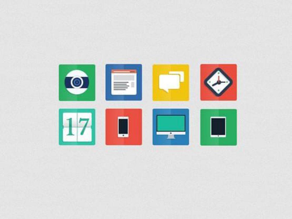 34-flat-design-icones