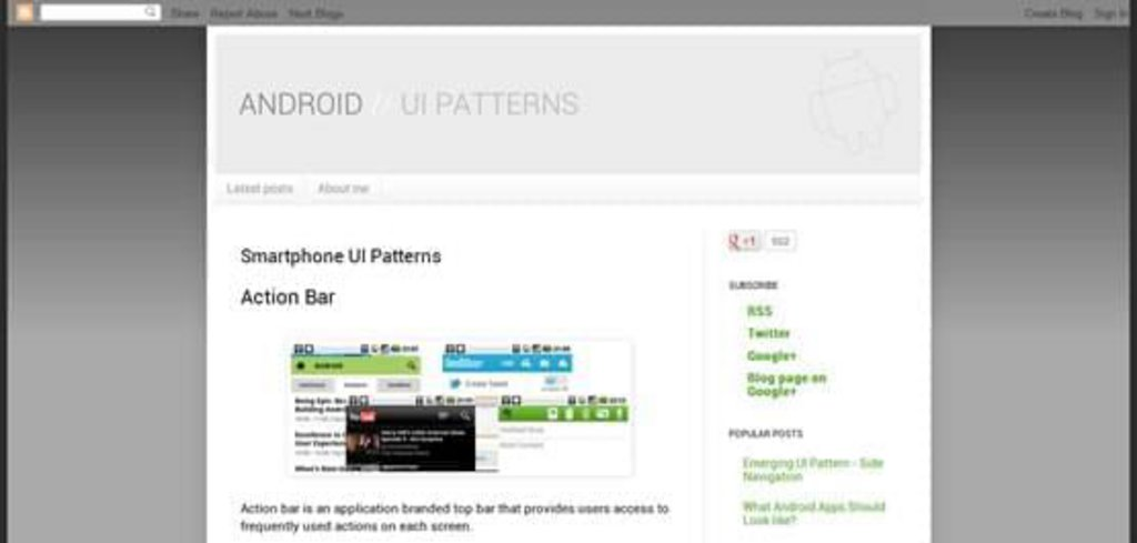Android-UI-Patterns--Smartphone-UI-Patterns