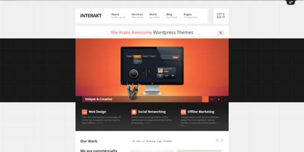 Interakt-Theme-WordPress-Responsive