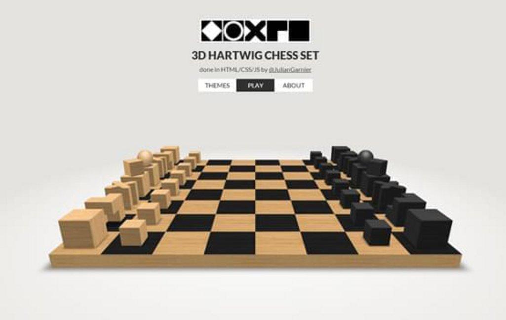 Le best of 2012 du web design magazine du webdesign for Jeu d architecture 3d