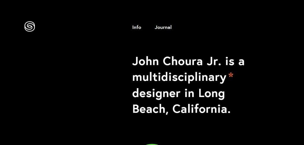Object Subject   Web Design Inspiration – PORTFOLIO