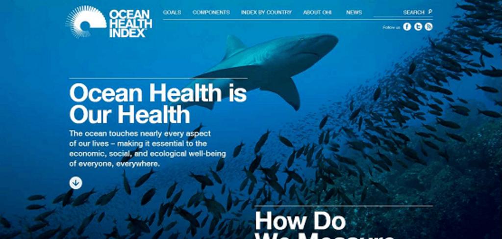 Ocean Health Index