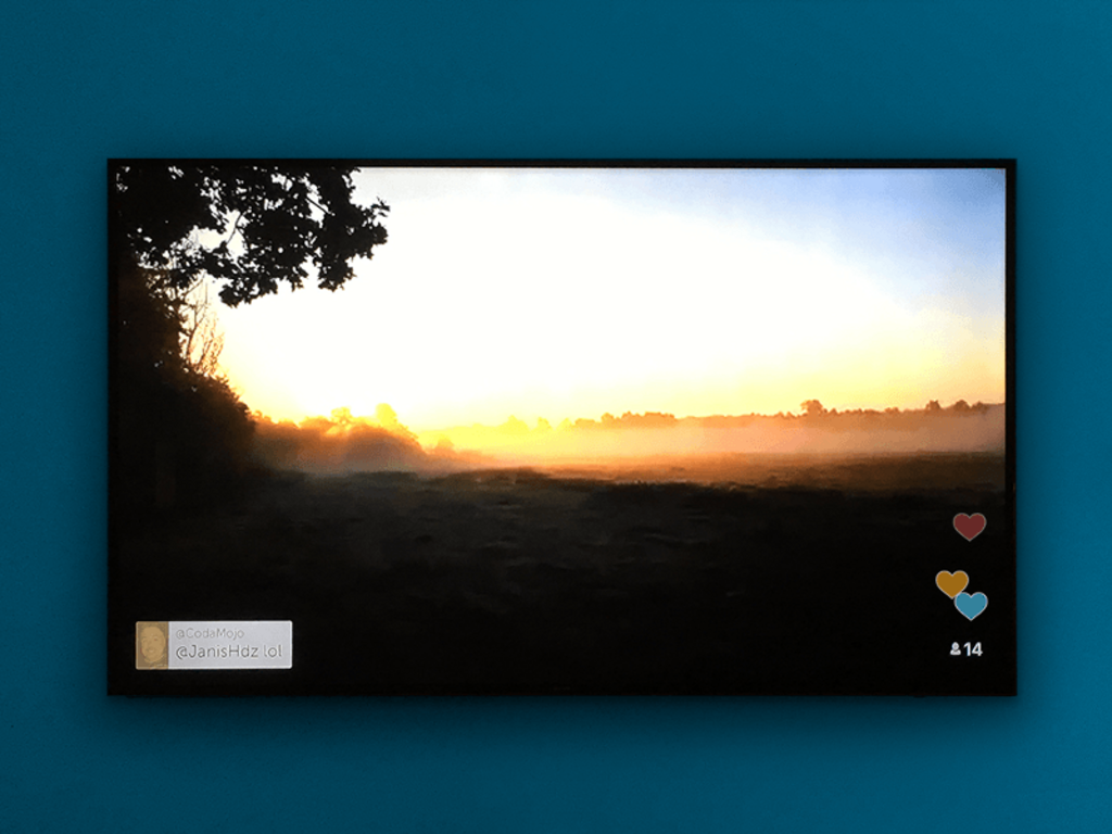 App Periscope – Apple TV-2