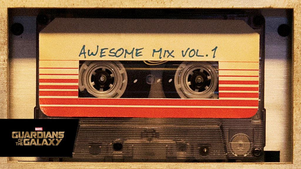 Awesome mix vol.1 - Les gardiens de la galaxie