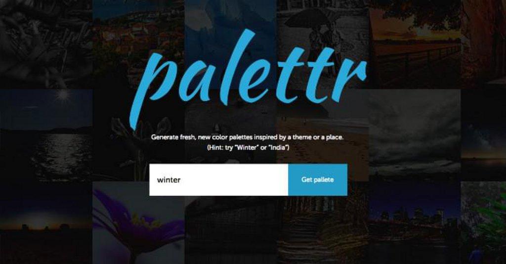 11 . Palettr