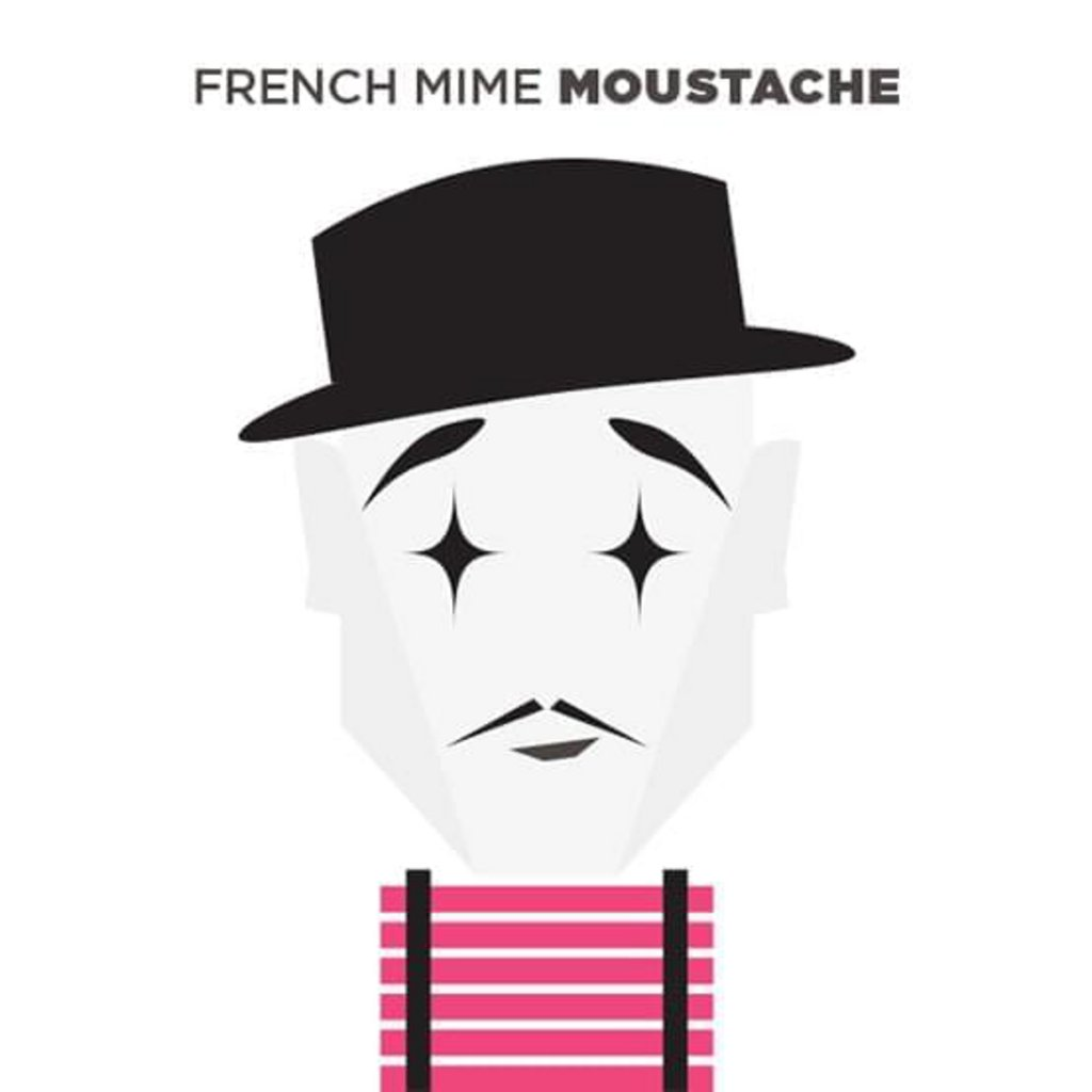 french_mime_moustache