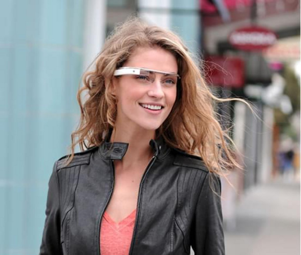 Google Glass et Web mobile