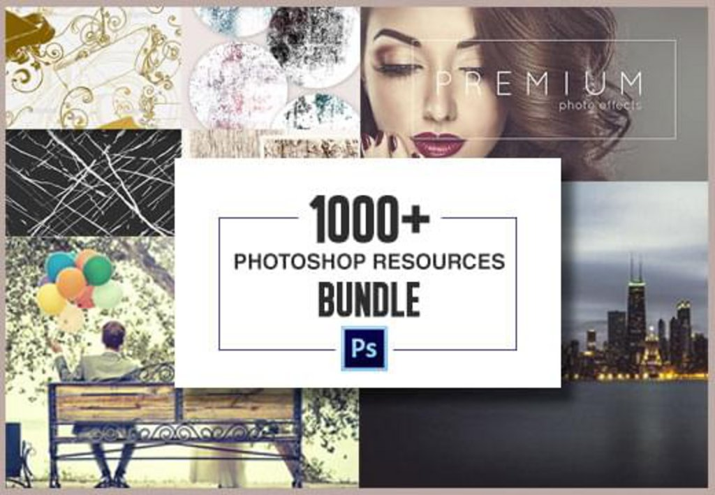 Inkydeals 1000 photoshop resources bundle.jpg