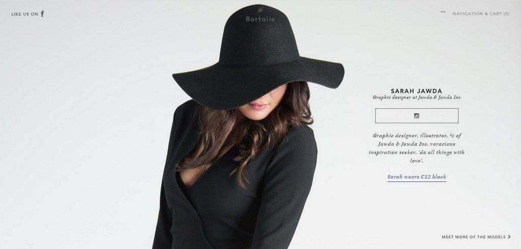 Bartaile – screenshot 3 – #webdesign #inspiration #design #ux #ui