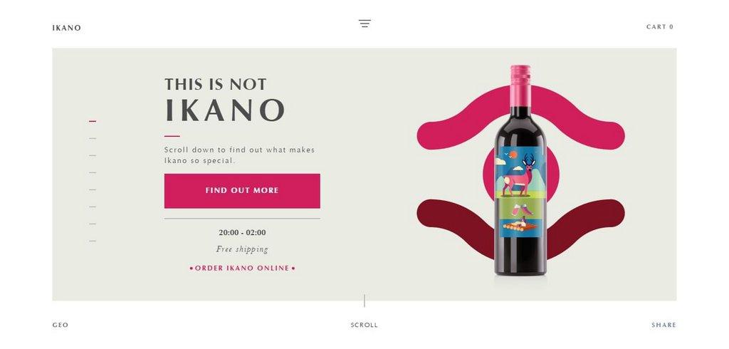 2 . Ikano – Le vin georgien