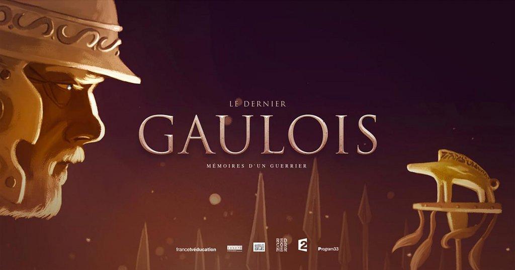 Le dernier gaulois – screenshot 1 – #webdesign #inspiration #design #ux #ui