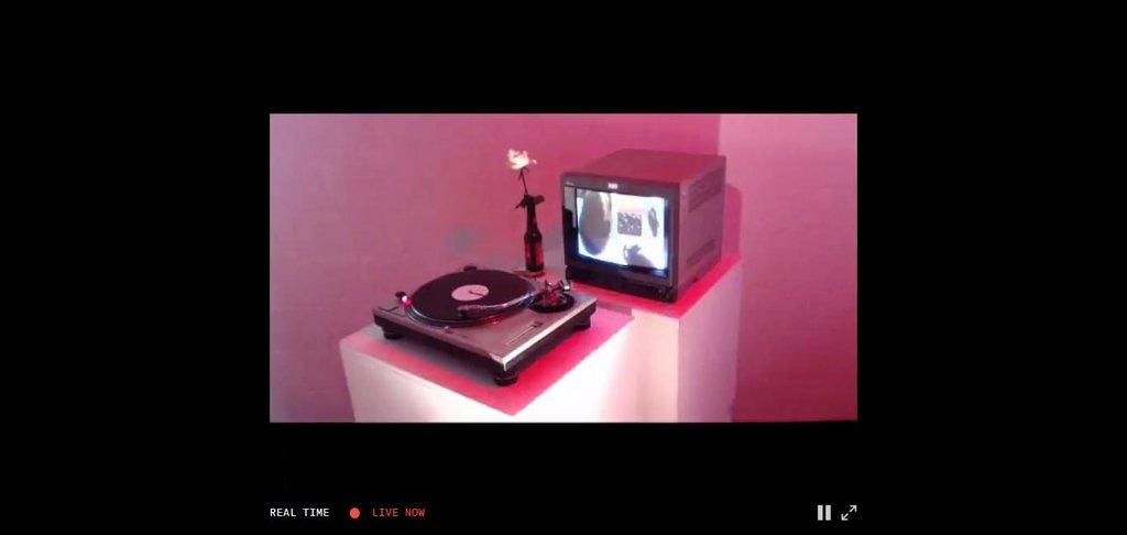 Exemple vidéo site Internet - Real time