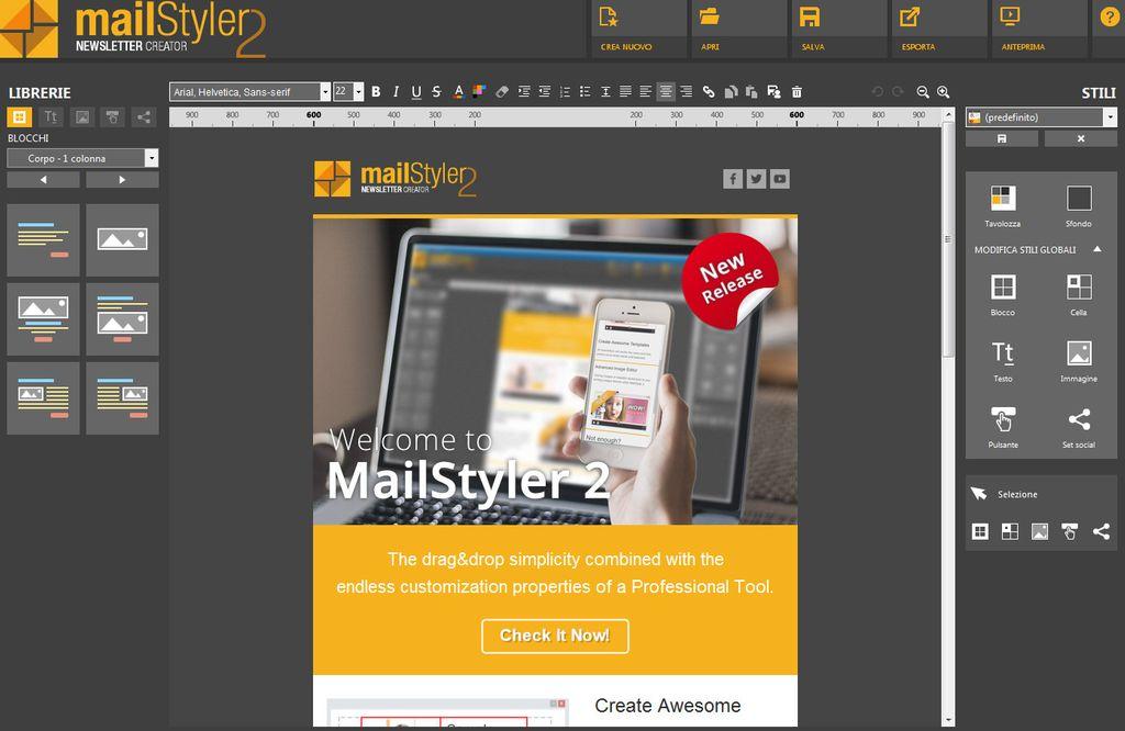 Capture - Comment designer la newsletter parfaite en gérant les petits détails