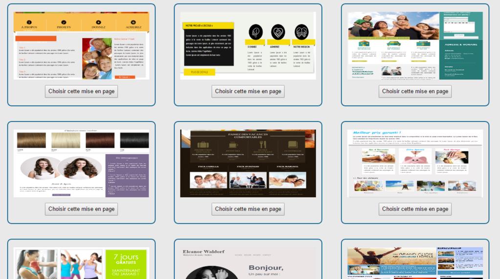 Kameliweb choix modeles de page.png
