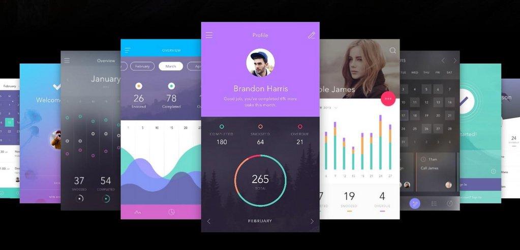 Do – Kit UI gratuit pour app mobile-1