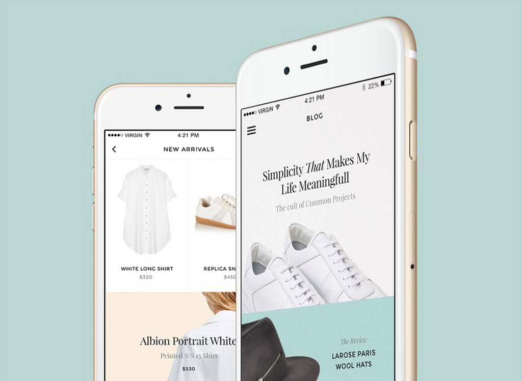 Monobrand – Kit UI iOS-2